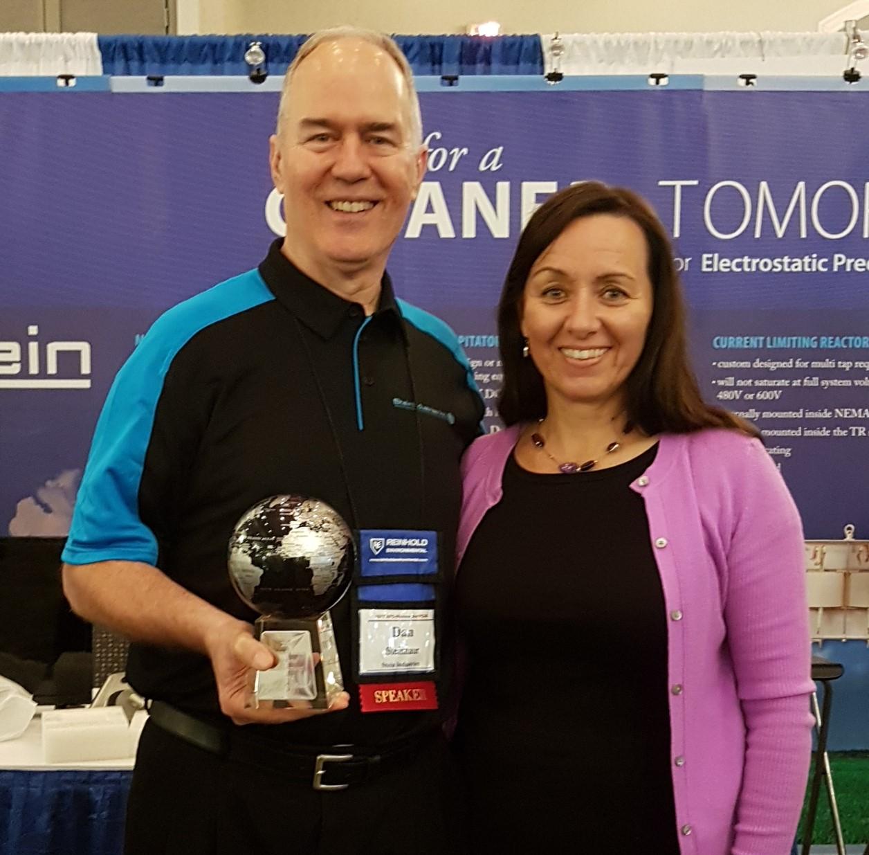 Dan Steinhaur Round Table Award 2017
