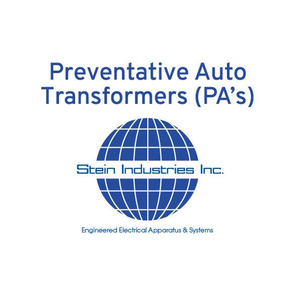 Preventative Auto Transformers Stein Logo