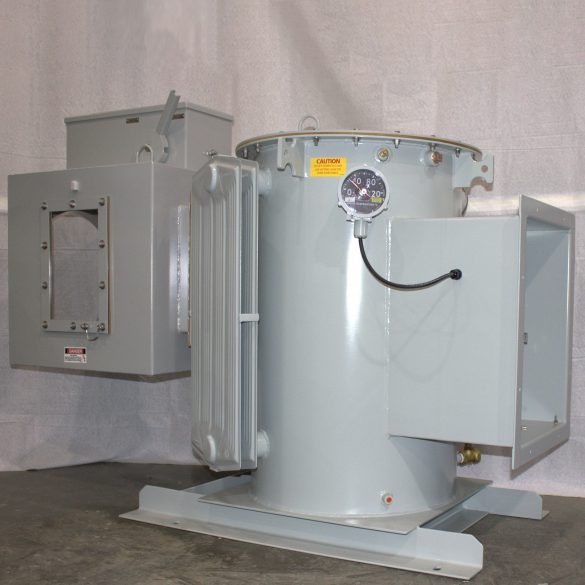 Precipitator Power Supply Systems