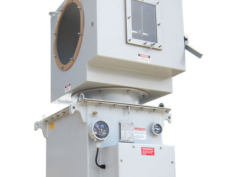 Precipitator Power Supply System