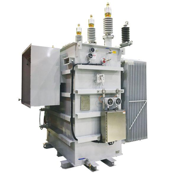 Three Phase Power Transformer from Stein Industries